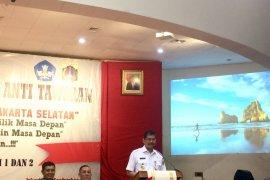 Wali Kota Jaksel perintahkan sekolah petakan masalah tawuran