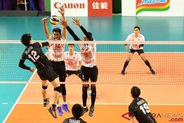Kalah dari Jepang, putra Indonesia tempati peringkat enam