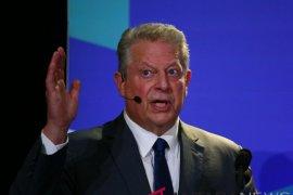 Al Gore bahas Siklon Florence dan Mangkhut