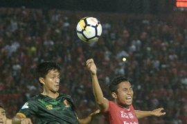Bali United gagal rebut kemenangan kandang