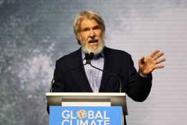 Harrison Ford: Paris Agreement tergantung Hutan Sumatera