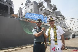 Kenangan sejarah dalam lawatan tiga kapal Jepang