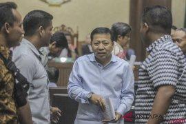 Irvanto tegaskan pemberian uang ke anggota DPR