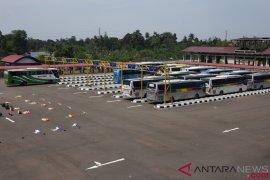BPTJ catat Libur Natal jumlah penumpang terminal tipe A melonjak