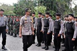 Kapolres Bangli perbanyak patroli cegah politik uang