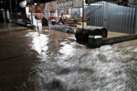 Banjir Solok rusak 800 hektare lahan pertanian