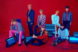 "BTS pastikan tiga album Love Yourself"" bertengger di Billboard"