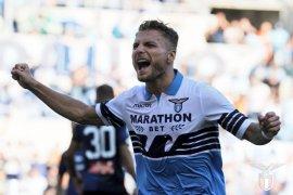 Immobile sumbang dua gol saat Lazio lucuti Genoa