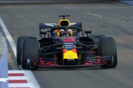 Duo Red Bull kuasai sesi latihan bebas pertama GP Singapura