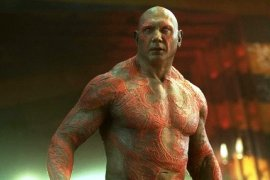 "Dave Bautista tak mau lagi perankan Drax di ""Guardians of the Galaxy"""