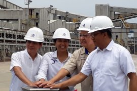 Pupuk Kaltim targetkan pabrik metanol beroperasi 2023