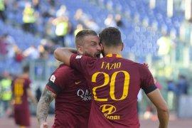 Roma akhiri krisis dengan menangi Derby Della Capitale