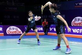 Greysia/Apriyani gagal ke final China Terbuka, takluk dari Misaki/Ayaka