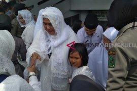 1.165 jamaah haji tiba di Bengkulu