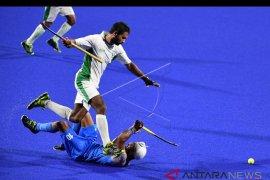 Tim hoki India raih perunggu setelah kalahkan Pakistan 2-1