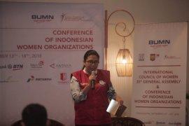 BUMN: Dunia perlu mendengar suara perempuan Indonesia