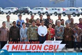 Ekspor Toyota 1,3 Juta Unit, IPC Buktikan Siap Fasilitasi Ekspor Industri Otomotif