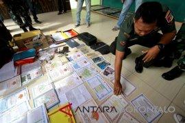 Kodim Tangkap Jenderal Gadungan di Gorontalo