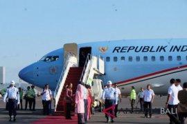 Presiden tiba di Bali untuk resmikan GWK