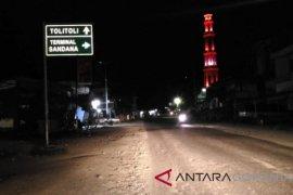 Gempa Toli-toli tidak dirasakan masyarakat di Gorontalo Utara