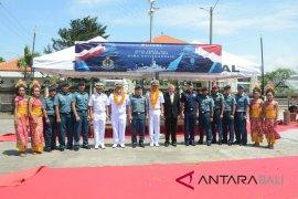 Lanal Denpasar jaga kapal perang Thailand