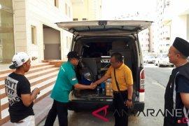Laporan dari Mekkah - Layanan kargo diminati untuk kirim barang