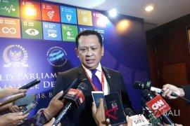 Ketua DPR apresiasi pengamanan Forum Parlemen Dunia di Bali