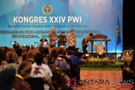 Presiden: media berperan penting bangun demokrasi