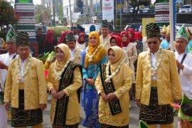 Lapsus: DPRD Banjarmasin gelar rapat paripurna Harjad ke-492