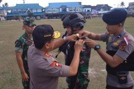 7.669 personil Polri-TNI Jambi disiagakan dukung Operasi Mantap Brata