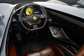 Ferrari rilis supercar satu penumpang Monza SP1