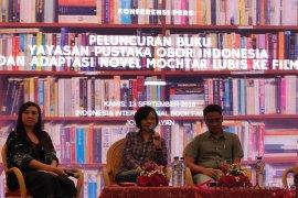 Mouly Surya adaptasi buku Mochtar Lubis ke film