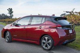 Nissan ungkap harga LEAF 2019