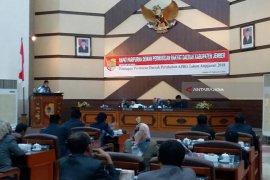 Fraksi Gerindra Beri Catatan dalam Penetapan P-APBD 2018 Jember
