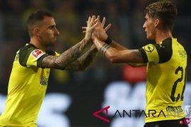 Dortmund puncaki klasemen setelah tundukkan Frankfurt