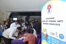 Kemenpora berdayakan 200 kader antinarkoba di Bali