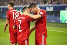 Hasil dan klasemen Liga Jerman, Muenchen masih belum terbendung
