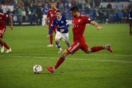 Muenchen kembali puncaki klasemen Liga Jerman