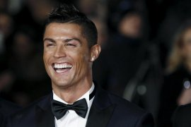 Ronaldo bantah tuduhan pemerkosaan secara resmi