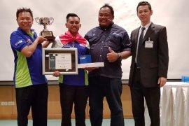 Mekanik Suzuki Indonesia juara Motorcycle Service Skill Asia