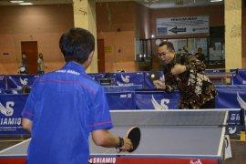 IPB gelar Kejuaraan Tenis Meja Nasional