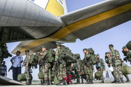 Kodam Sriwijaya kirim prajurit ikuti pelatihan Kopassus