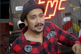 Tora Sudiro enggan komentari penangkapan komika Mudy Taylor karena narkoba