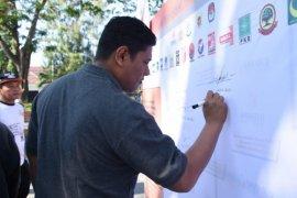 Wali Kota Minta Tim Sukses Tidak Paku Pohon untuk Pasang Poster