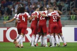 Arsenal bawa pulang tiga poin dari markas Qarabag