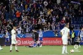 Hasil dan klasemen Liga Spanyol, Madrid buang peluang ke puncak