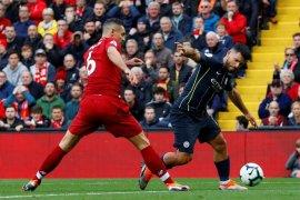 Hasil dan klasemen Liga Inggris, tiga tim punya poin setara tapi City di puncak