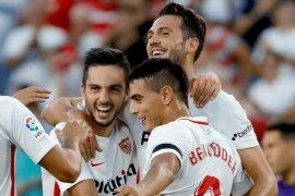 Sevilla atasi Celta Vigo 2-1