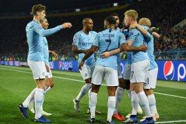 Hasil dan klasemen Grup F, Manchester City ambil alih pucuk
