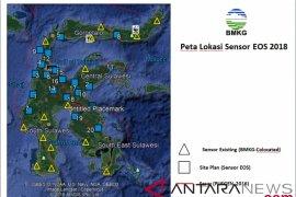 BMKG pasang 20 sensor portabel di Sulawesi